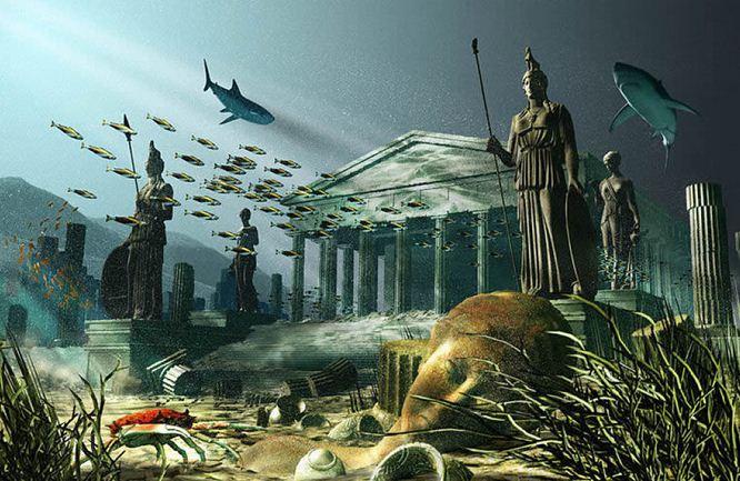 Ancient Aliens Saison 2 - Episode 3 : Mondes Sous-marins (VOSTFR)