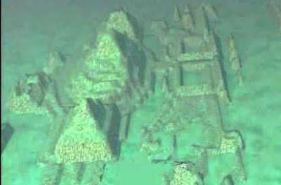 Caraïbes : cité engloutie retrouvée au fond des mers ? (2/6)