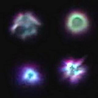 Illustration:Latest UFO sighting