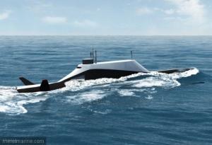 Le SMX-25crédits : DCNS