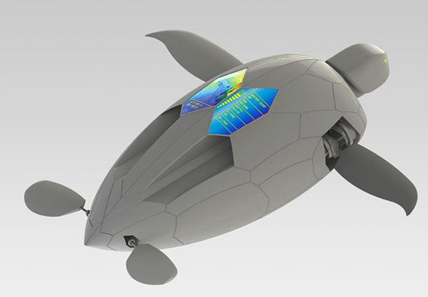 Blog_Humanoides_robot_tortue_naro_tartaruga_3D