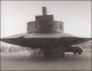 Les premières légendes de l'Antarctique Vril-3
