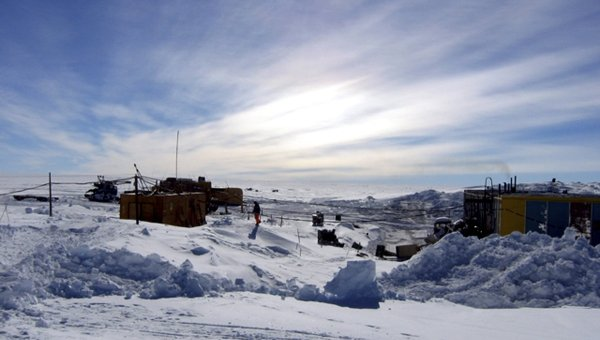 Antarctique: des bactéries inconnues découvertes (chercheur)