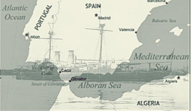 Reina Regente Cruiser Alboran Sea (1)