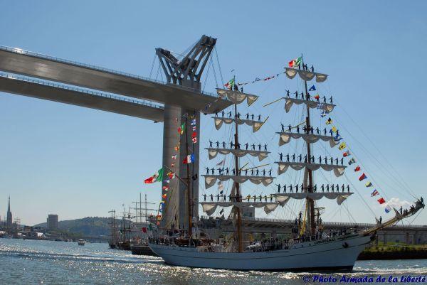 Crédit photo: Armada de la Liberté