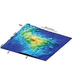 Le Massif Tamu est le plus grand volcan du monde et il se cache à plus de 1.500 km au large du Japon dans le Pacifique. (crédits photo : Will Sager) En savoir plus: http://www.maxisciences.com/volcan/massif-tamu-le-plus-grand-volcan-du-monde-se-cache-sous-le-pacifique_art30692.html Copyright © Gentside Découvertes