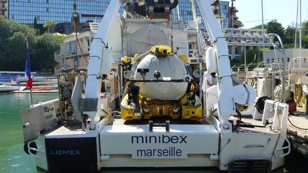 Minibex Crédit:ESA