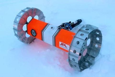 Le prototype BRUIE de la NASA. (Crédit : NASA/JPL-Caltech)