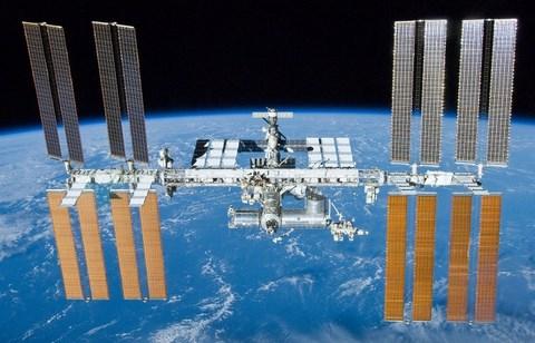 ©  NASA / L'équipage de la mission STS-132 / Public Domain