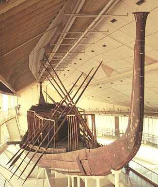 barque Kheops crédit image: atlantides.free.fr/
