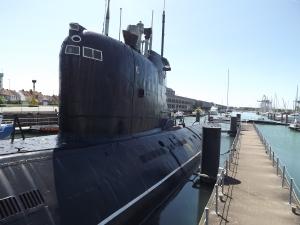 sous marin russe de classe Foxtrot ©investigation oceanographique et oanis
