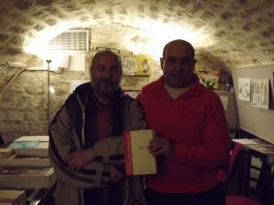 Gilles Durand ( S.C.E.A.U) et Sylvain Matisse