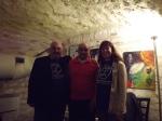 Christophe Delannoy , corinne Rey ( OPS) et Matisse sylvain