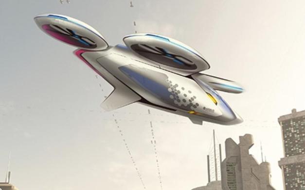 Airbus veut créer des drones taxis dès 2017 crédit: bilan.ch/