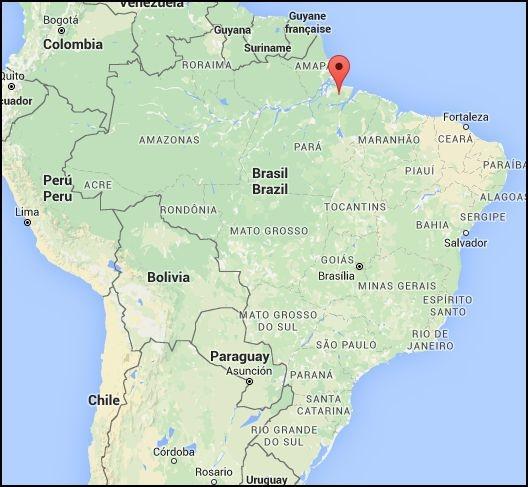 l'Ile de Marajo.... Nord Est du Brésil